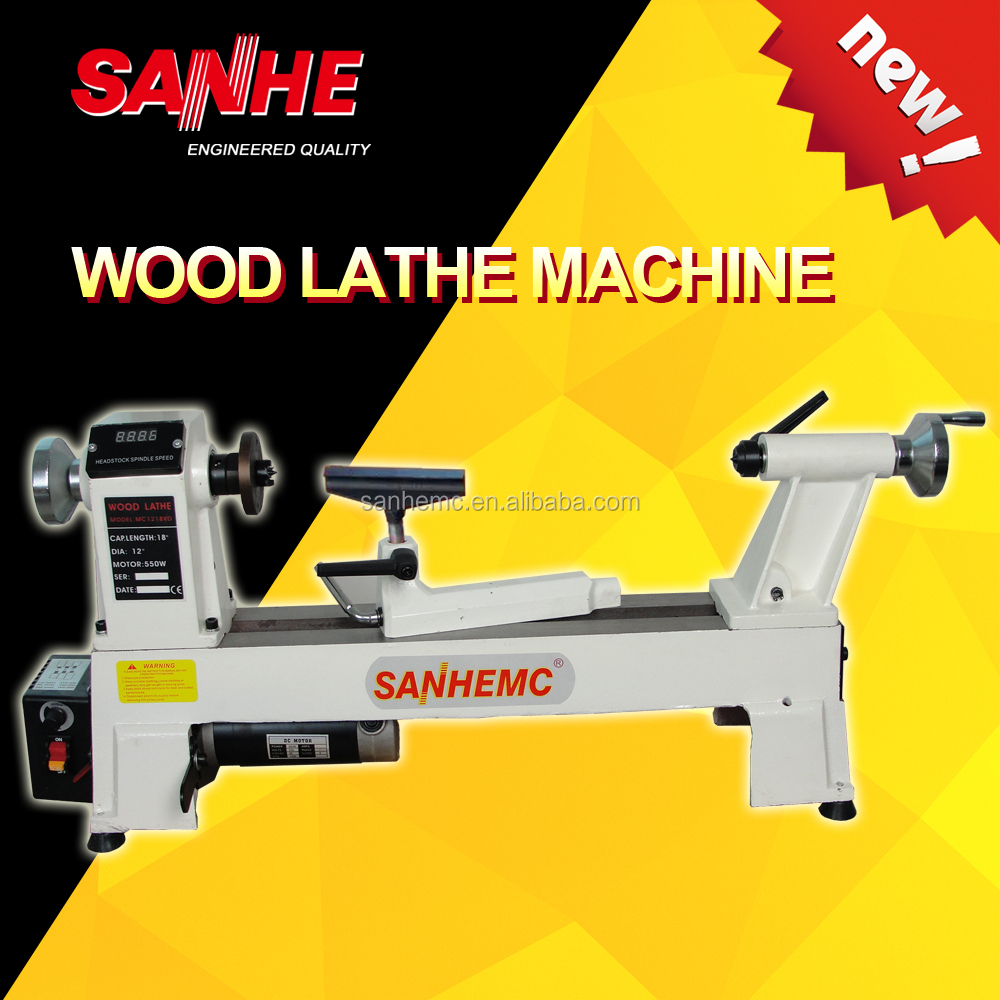mini wood lathe machine