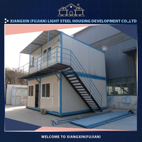multi-floor high quality movable container house