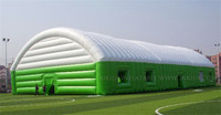 Large inflatable bubble tent buildings, inflatable building structure, inflatable court for event or show