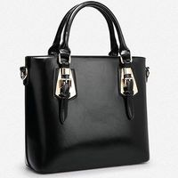 wholesale fashion design napa leather women bag