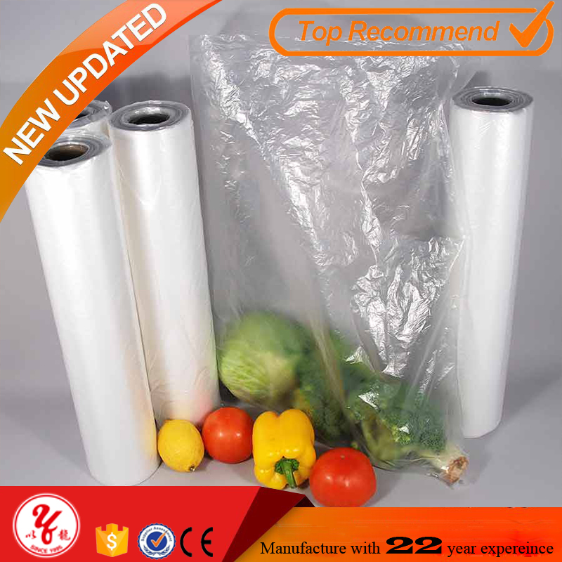 Pe plastic bag keep food fresh household saver bags