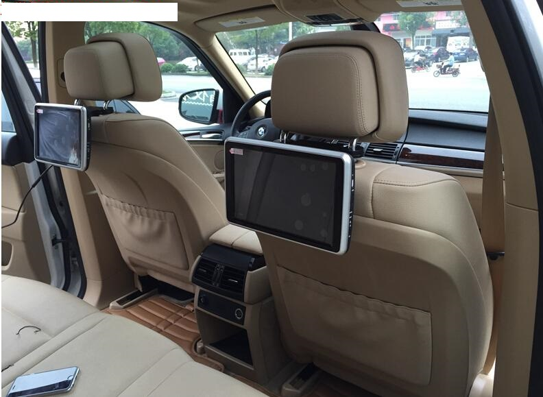 10.2 Inch Android Car Headrest Monitor With hdmi Input USB SD 1280*RGB*800 Google Play store