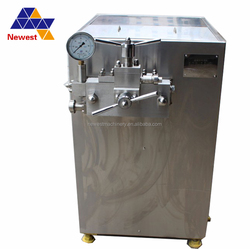 Dairy milk homogenizer,homogenizer for honey,high pressure homogenizer