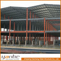 Industrial Prefabricated Steel Structure Storehouse Building