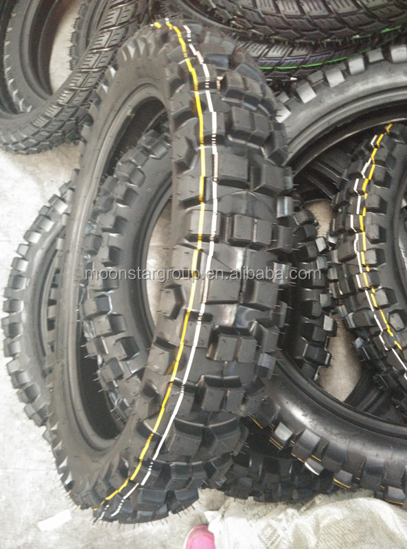 hot wholesale off road motorcycle tires 120/100-18 moytorcycle tyre and tube