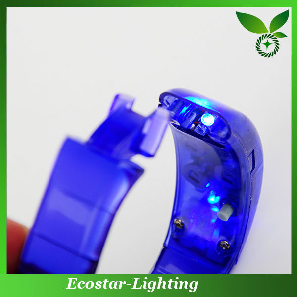 Factory Price Sound Activated LED Bracelet Supplier