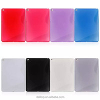 New Ultra Thin Soft TPU Mate Back Case Cover Skin For Apple iPad Air 2