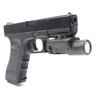 Windage/elevation adjustable 650nm 5mw pistol red dot laser sight with weapon light