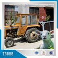 Heavy Duty Design Tractor Steel Transport Box