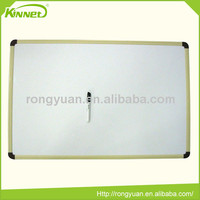 Top quality plastic frame magnetic whiteboard for Children