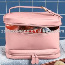 PU leather cosmetic case
