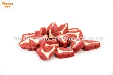 pet accessories(two-tone shaped T-STEAK mini bone)