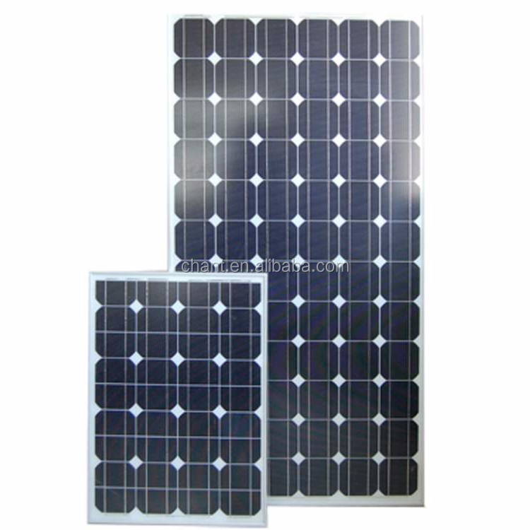 New arrived stable quality 200wp solar panel manufacturers in china / price per watt monocrystalline