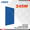 240w 245w China solar moudle,Los paneles solare,245w poli cristalina de paneles solare de china