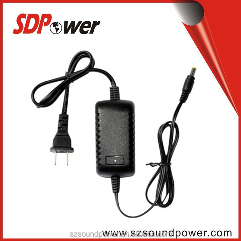 For sale inventory 14V 2.5A cord to cord lg led tv 2 lines power adapter with CE UL FCC GS ROHS