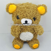 Plush Toy Case for samsung galaxy s3- Best Quality Brown Bear cell-phone cover case