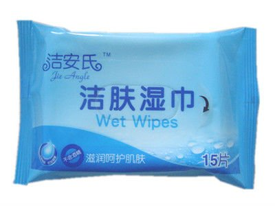 15pcs 25pcs 40pcs wet wipes packaging materials OEM welcomed