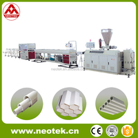 Four Cavity PVC Pipe Production Line/PVC Four Pipe Making Machine
