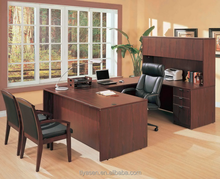 Hot Sale Office furniture U-shaped Office desk Unit with Hutch