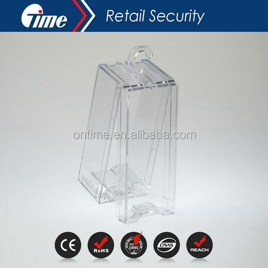 ONTIME SF5020 Supermarket EAS Anti-Theft Compatible Security safer DVD\CD protective case