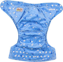 Ohbabyka suit more than 15 kg baby Washable Big Size Baby Diapers