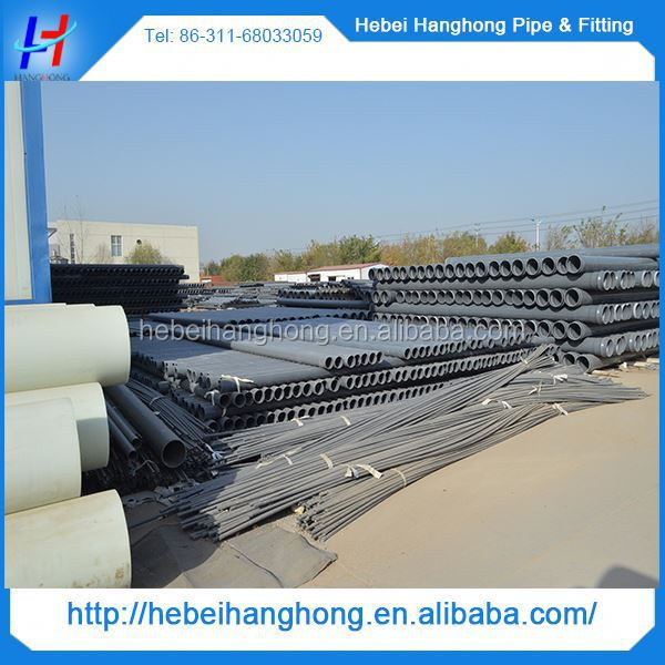 Trade Assurance Supplier pvc collapsible plastic pipe