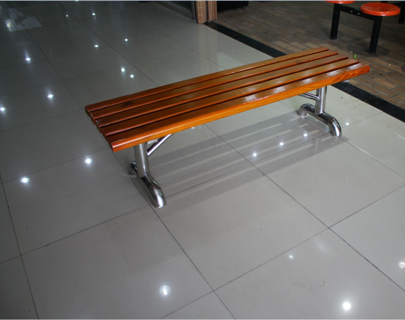 Public service commercial stainless steel outdoor work bench