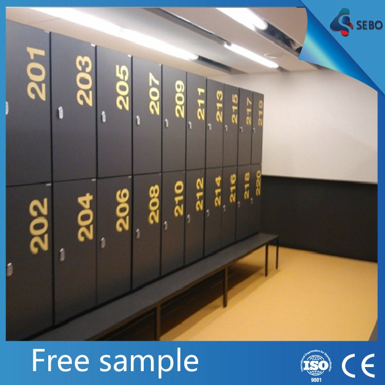 4 doors used gym electronic school lockers for sales