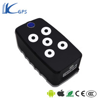 Magnetic gps car tracker anti lost