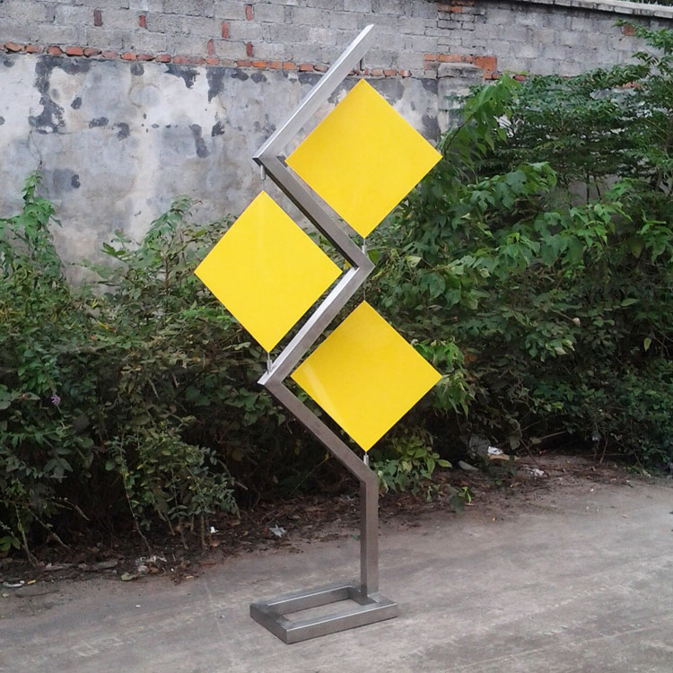Hot-sale attractive kinetic wind sculpture