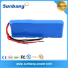 Expert Manufacturer OEM 14.4v-12ah li-ion battery pack with BMS Charger for sex products