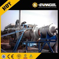Environmentally friendly DHB40 Mobile Asphalt Mixing Plant Portable Hot Batch Plant
