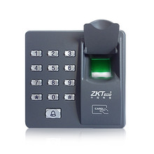 Simple fingerprint access control without software X6 model