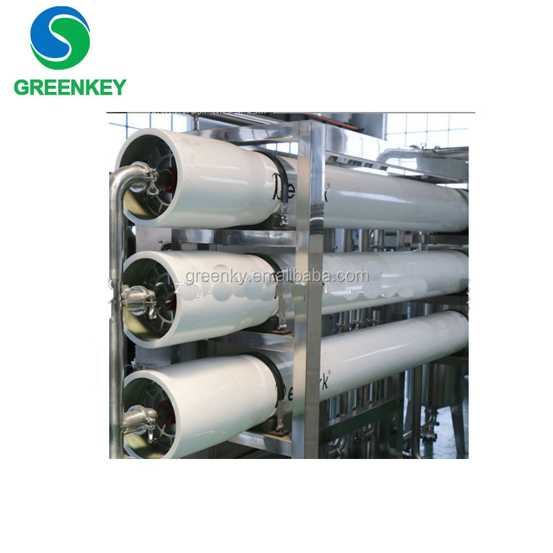 Industrial desalination ro plant /sea water reverse osmosis marine