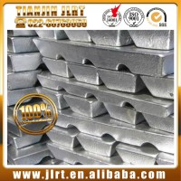 Factory price LME high purity zinc ingot 99.995 for sale