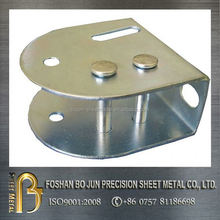 Sheet metal fabrication customized wrought iron stamping parts, steel product made in china
