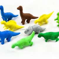 3D Eraser Dinosaurs For Kids