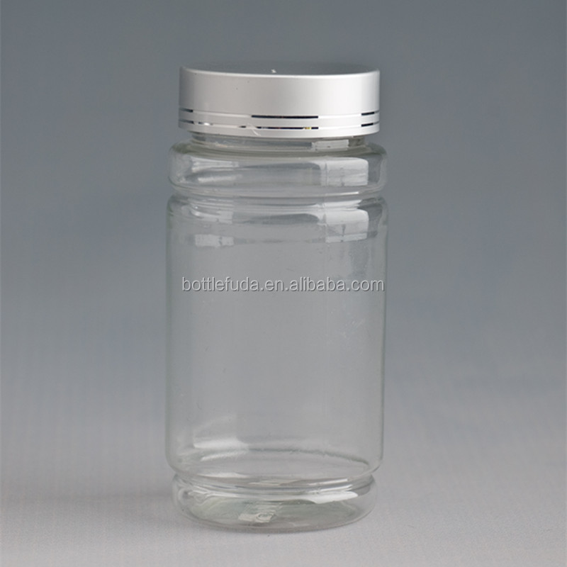 200ml plastic solid bottle PET container