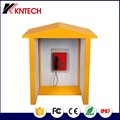Acoustic Hood Koontech OEM/ODM Public Phone Booth Telephone roof