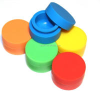 Non-stick Concentrate Storage Silicone Container Jar dab wax container butane hash oil silicone container
