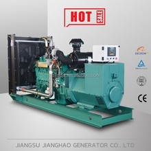 AC Three phase 420kw diesel generator with cummins engine QSX15G8 assemble in China