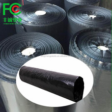 Customized high quality rolls of plastic ground cover/direct manufacturer agriculture plastic agricultural mulch
