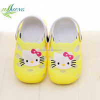 kids plastic casual shoes with belt