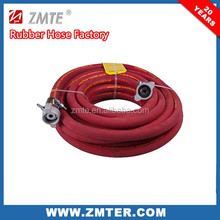 Hebei ZMTE high temperature rubber steam hose for hot water