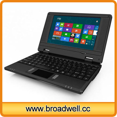 New Cheapest 7 inch VIA 8850 1.2GHz Windows 8 Mini Laptop
