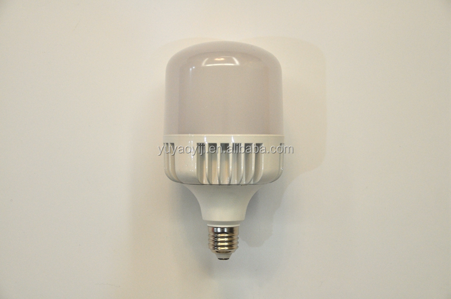 2017 High power LED Bulb E27 Cylindricality LED Lamp For Highbay Light 35W CE Rohs FCC INMETRO