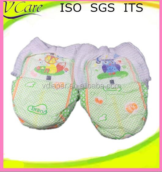 Baby training move free OEM pants for kids