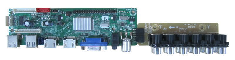 Lcd Moudle Lcd/led Tv Motherboards From Manufacturer