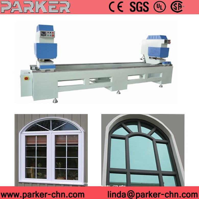 pvc plastic window welding machine / pvc window door assemble machine