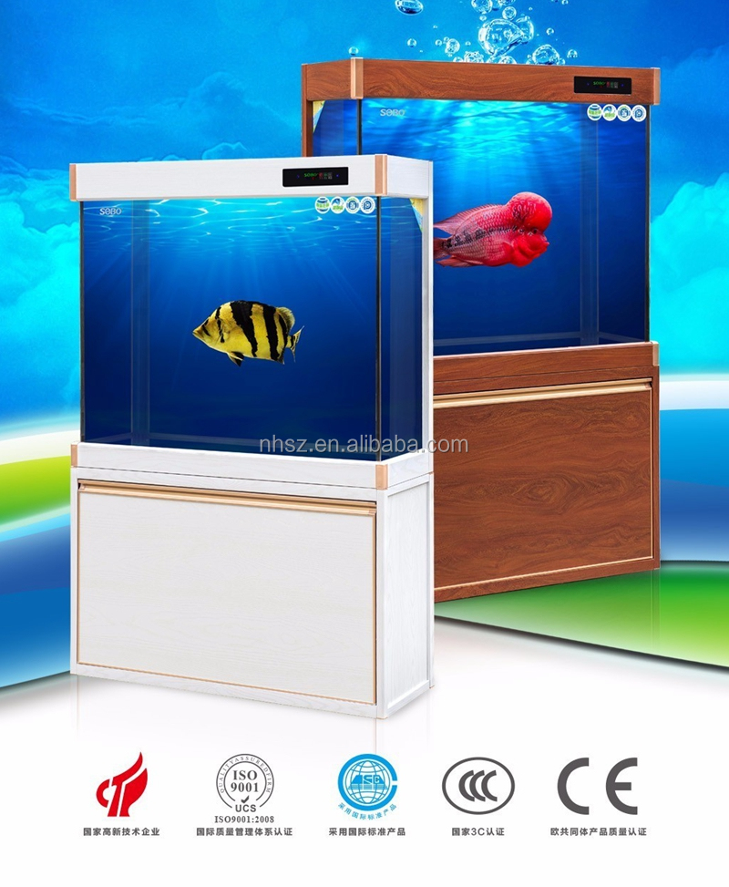 Beatiful Design aquarium fish Aquarium Fish Tank for super red arowana